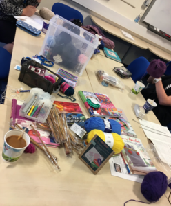 Craft and Chat Group @ Resource Room, Learning Centre, RSH