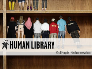 Human Library @ Shrewsbury Health Library, Learning Centre, RSH